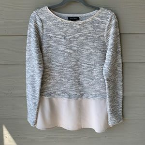 White House Black Market twofer sweater